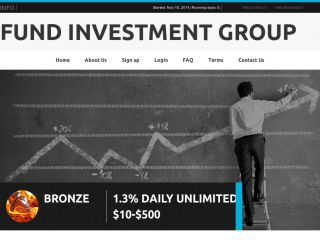 HYIP Investment Program:Fund Investment Group
