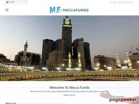 HYIP Investment Program:Mecca Funds