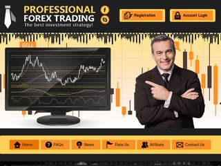 HYIP Investment Program:Professional Forex Trading